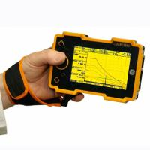 Buy cheap LAN,SVGA 4~15MHz 1 G Carton portable Ultrasonic Flaw Detector from wholesalers