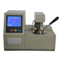 Buy cheap ASTM D93 Oil Analysis Testing Equipment Closed Cup Flash Point Tester With LCD display from wholesalers