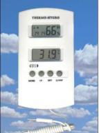 Buy cheap Digital Indoor / Outdoor Thermo-Hygrometer from wholesalers