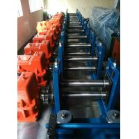 Buy cheap Gear Box Drive Rainwater Pipe Forming Machine 7 Rollers 0 - 70 mtr / min Speed from wholesalers