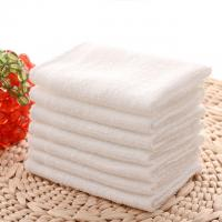Buy cheap disposable cotton towel hand towel face towel for hotel restaruant airline towel Cotton Business Class Airline Towel from wholesalers