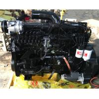 Buy cheap Water Cooled Dump Cummins Diesel Truck Engines , Automobile Diesel Engine Replacement product