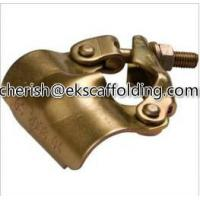 Buy cheap Pressed Putlog Coupler pressed clamp scaffolding coupler from wholesalers