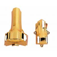 Copper  Casket Corner 10# B PP Plastic Material With Metal Tubes