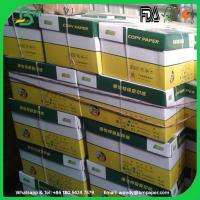 Buy cheap High Quality GRADE A Super White 70 75 80 GSM A4 Paper Copy Paper product