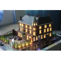 Buy cheap Architectural Scale Model Maker For Real Estate , Best Price Hotel House 3d Miniature Model from wholesalers