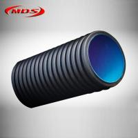 Buy cheap importers hdpe pipes 90mm in blue color from wholesalers