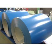 Buy cheap Vehicle Accessories Color Steel Coil , Thickness 0.10-5.0mm Custom Logo Coil Coated Steel from wholesalers
