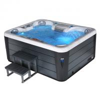 Quality Ponfit Hot Massage Tub Spa Pool , Balboa Hot Tubs 2 Filters Whirlpool Spa for sale