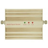 Buy cheap 1800MHz Fiber Optical cdma mobile phone repeater with high durability from wholesalers