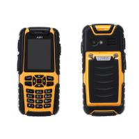 Buy cheap 2 Quad Band Dustproof Waterproof GSM Phone Dual Sim Cellular Phone from wholesalers