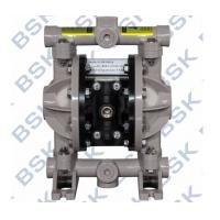 Buy cheap Membrane Pneumatic Double Diaphragm Pump Alkali Diaphragm Pump For Construction Industry from wholesalers