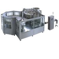 Buy cheap Wine / Beer / Carbonated Automatic Bottle Filling Machine For Glass Bottle from wholesalers