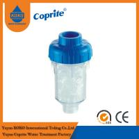 Buy cheap Refillable Washing Machine Filters Remove Chlorine Fluoride / Phosphate Filter Cartridge from wholesalers