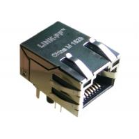 Buy cheap 5-1605706-9 Rj45 With Magnetics 1X1 Connector 10/100Base-T 6-1605706-1 from wholesalers