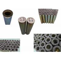 Buy cheap 145mm X 600mm Refillable virgin carbon Filter Cartridge Cylindrical Air Filter Eco Friendly from wholesalers
