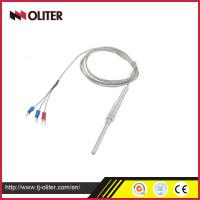 Buy cheap 1/4-20 Rtd probe pt100 pt1000 temperature sensor from wholesalers
