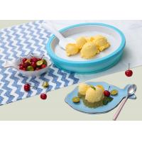 Buy cheap Lightweight Fried Ice Cream Machine Non Electric Hand Operate Ice Cream Roll Pan from wholesalers