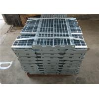 Buy cheap Customized Size Steel Stair Treads Grating Explosion Proof For Industry Floor product