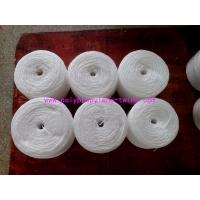Buy cheap Popular Soft Greenhouse Tomato Tying Twine , Polypropylene Baler Twine from wholesalers