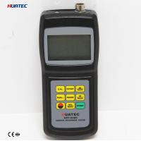 Buy cheap Digits 10 mm LCD Portable Surface Roughness Tester SEPARATE PROBE Ra , Rz , Rq , Rt from wholesalers