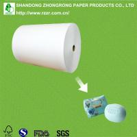 Buy cheap waterproof hotel soap wrapping paper from wholesalers