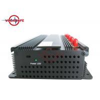 GPSL1 GPSL2 Power Adjustable Mobile Phone Signal Blocker / Jamming 50m Range