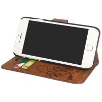 Buy cheap New Custom Design Wallet Mobile Phone PU Leather Case for iPhone 6 from wholesalers