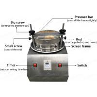 Buy cheap Electronic diamond sorting sieves / lab test sieve shaker from China from wholesalers