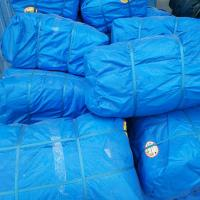 Buy cheap Double blue 16' x 20' Poly Tarps Discount Tarps PE Economy Tarpaulin for truck cover from China from wholesalers
