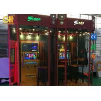 Buy cheap 1.56*1.56*2.80M Coin Operated Game Machine Mini KTV Bar For English Songs product