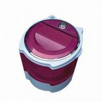 Buy cheap Washing Machine with 150/50W Input/Output Power, Compliant with CE Standards from wholesalers