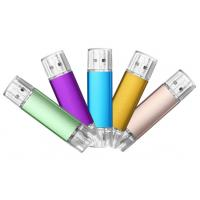 Buy cheap 2 in 1 Micro USB to USB 2.0 Flash Drive drives,stock USB Drive,Fashion OTG USB Drive from wholesalers