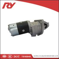 Buy cheap Engine Accessory Hitachi Starter Motor , Electro Magnetic Operated Excavator Starter Motor from wholesalers