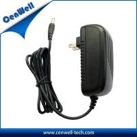 Buy cheap cenwell ac dc ul fcc approved us plug 12v 2 amp power supply from wholesalers