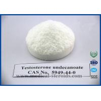 Buy cheap Legal Testosterone Undecanoate Oral / injectble body building Steroids / Andriol CAS 5949-44-0 from wholesalers