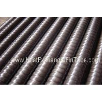 Buy cheap SMLS Carbon Steel Corrugated Slot Heat Exchanger Low Fin Tube A106 / A179 / A192 / A210 from wholesalers