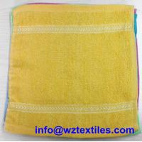 Buy cheap Small Yellow Towels Hand Cleaning from wholesalers