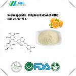 Buy cheap Low price hesperidin citrus aurantium powder orange fruit extract neohesperidindihydrochalcone( NHDC) CAS 20702-77-6 from wholesalers