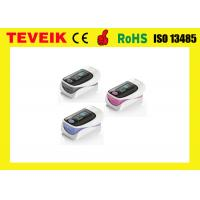 Buy cheap Fingertip Pulse Oximeter For SpO2 , Pulse Mornitoring Wavefoam Display from wholesalers