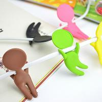 Cotton Shaped Cable Drop Cord Clips Common Design Cable