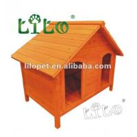 Buy cheap Healthy Comfortable Wooden Dog House Design from wholesalers