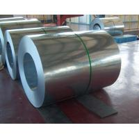 Buy cheap OEM Hot Dip Galvanized Steel Coil Screen 508mm CR3 S280 Steel Grade IS G3302 Standard from wholesalers