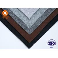 Buy cheap 100% Polyester Plain Felt Needle Punched Felt Fabric Robust Tear Resistant from wholesalers