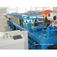 Buy cheap Rolling Shutter Slat Roll Forming Machine Shanghai from wholesalers
