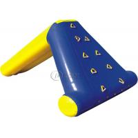 Buy cheap Sport Games Inflatable Water Games Fun Small Single Water Park Slide from wholesalers