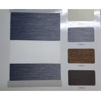 Buy cheap blackout zebra blinds fabric dual sheer shades roller shade from wholesalers