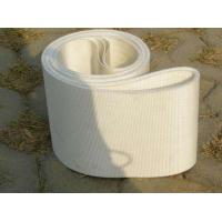 Buy cheap Food Grade Endless Material Handling Conveyor Belt PVC / Polyurethane White Color from wholesalers