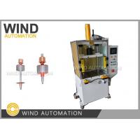 Buy cheap Armature Commutator Hydraulic Press Machine Motor Parts Placement Device from wholesalers