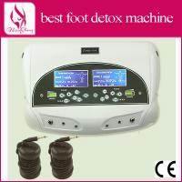 Buy cheap 2015 Newest Professional Massage Machine Ion Foot Detox Machine Foot Spa LS-111 from wholesalers